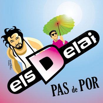 CARÀTULA PAS DE POR ELS DELAI 2012
