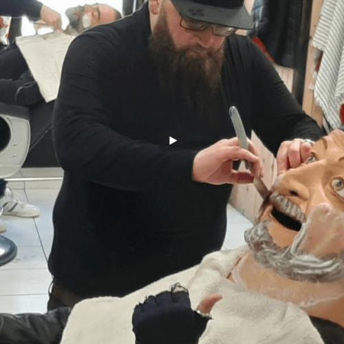 barberia abat ceret avec xisku